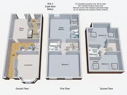 Architech Cad Cope Bank Site Layout Plot 2 Cope Bank Bo