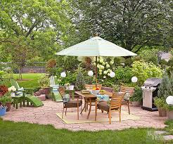 patio ideas better homes gardens
