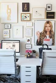 chic home office. 15 Chic Home Office Ideas And Inspiration - Kaelahbee.com