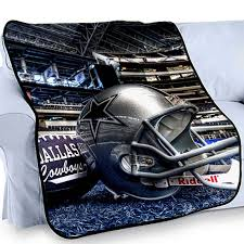 Dallas Cowboy Blankets Throws