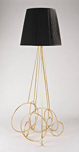 Sonate Floor Lamp by Hubert le Gall | From a unique collection of antique  and modern