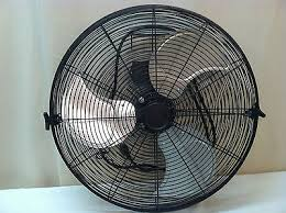 principal 20 in high velocity 3 speed black metal fan hv 20g principal 20 quot in high velocity 3 speed black metal fan hv 20g used