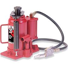Picture of AFF 20 Ton Air/Hydraulic Bottle Jack 5520B TON AIR/HYDRAULIC BOTTLE JACK | NHProEquip.com