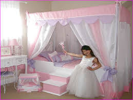 Full Bed Canopy Cover Maison Canopy Bed Pbteen | Littletoomuch