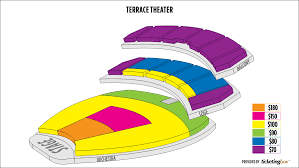 Long Beach Terrace Theater Seating Chart Terrace Theater Seating Chart