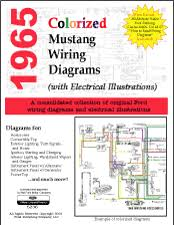 mustang wiring diagrams 1965 ford mustang wiring diagrams