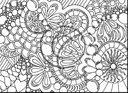 Download Christmas Hard Coloring Pages Adults Printable Coloring