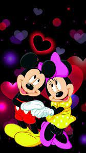 mickey and minnie mouse phone