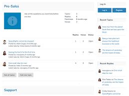 WordPress Forum Plugin: Discussion Board Pro - Catapult Themes