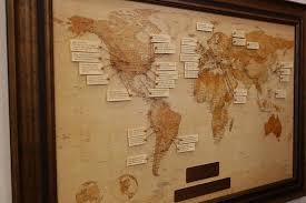 office world map. sneak peek inside elder oaksu0027s office world map of missionary service l
