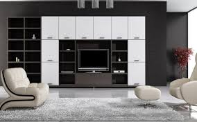 Interior Design Black And White Living Room Decorating Ideas With