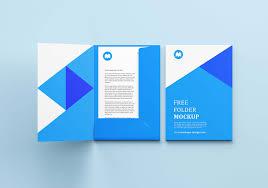 Tinci Designs Free Folder Mockups Psd