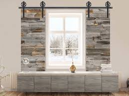 Barn Door Window Shutters How To Build A Covering Sliding Kit Modern ...