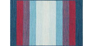 red and blue rugs navigate indoor outdoor rug red blue white multicolored