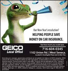 helping people save money on car insurance geico local office buffalo ny