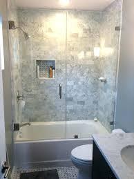 shower and bathtub corner tub combo ideas t m l f bathroom best bath with glass door