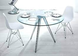 60 inch glass table top round dining small farmhouse for