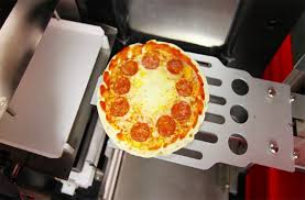 Automated Pizza Maker Vending Machine Impressive Real Pizza Vending Machine Pinterest Vending Machine