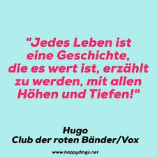 Club Der Roten Bänder Was Wir Gelernt Haben Und Die Schönsten Zitate