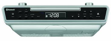 Under Kitchen Cabinet Radio Best Under Cabinet Kitchen Cd Clock Radio Reviews 2016 2017 On