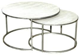 hammary coffee table silver metal round nesting coffee tables top round nesting tables hammary modern basics hammary coffee table