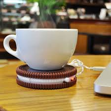 Cookie Coffee Cups Hot Cookie Usb Cup Warmer Iwoot