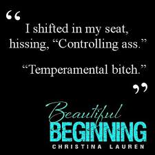 Beautiful Beginning Quotes Best of Quote From Beautiful Beginning By Christina Lauren Books I Can't