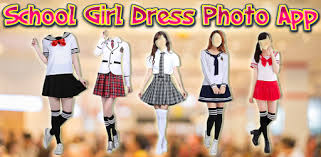 Приложения в Google Play – <b>School Girl</b> Dress Photo App