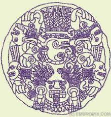 Mayan Patterns Fascinating World Cultures Ancient Embroidery Motives Mayan Pattern