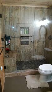 gallery of 27 wood look tile shower p