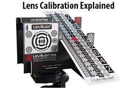 Video Camera Test Chart Lens Calibration Explained