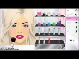 barbie doll make up tutorial stardoll remake