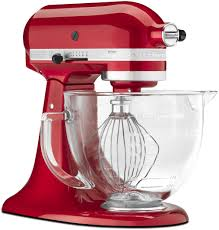Red Apple Kitchen Decor Red Kitchenaid 8 Qt Commercial Mixer Ksm8990er Webstaurantstore