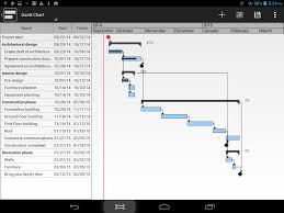 Gantt Chart Android Library 46 Accurate Android Gantt Chart App