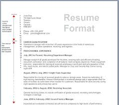Best Resume Formats Resume Templates Which One Should You Choose