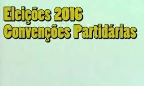 Resultado de imagem para convenções partidárias