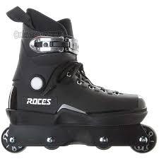 Roces M12 Black Skates