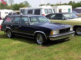 1979 Chevrolet Malibu station wagon | 19th North Side Custom… | Flickr