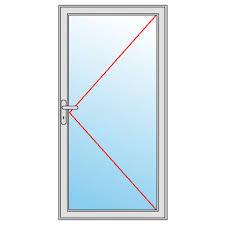 Nebeneingangstür Typen Mehrflügelig Oder Mit Fenster Fensterblickde