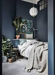 bedroom ideas gray blue walls