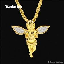 italian jewelry brands inspirational whole uodesign mens hip hop iced out rhinestone pendant necklace