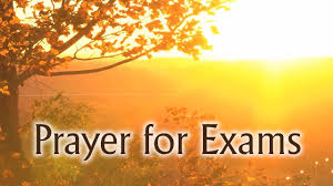Prayer For Exam Success 4 Prayers For Before Tests
