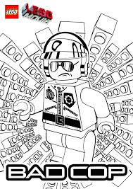 Small Picture Lego Characters Coloring Pages Lego Minifigure Coloring Pages