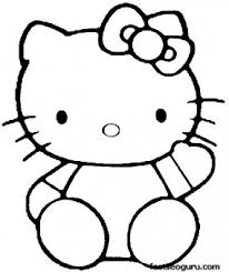 Small Picture Printable hello kitty coloring pages for kids Printable Coloring