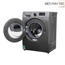 Freeship HN] Máy giặt Samsung cửa ngang 9 kg màu bạc WW90K54E0UX/SV chính  hãng