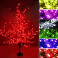 outdoor blossom tree led lights. christmas tree wooden lighted wedding xmas led cherry blossom trees light 0.8m 1.5m 2m available home outdoor garden landscape decoration lamp multi colors led lights