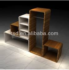 wooden cubes furniture. tsdw501 custom mdf wooden cube display shelffurniture for clothing storelarge cubes furniture o