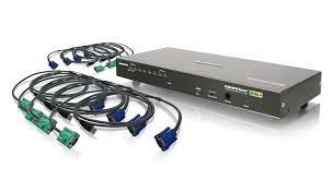 iogear gcs1808kitu 8 port usb ps 2 combo vga kvm switch 8 port usb ps 2 combo vga kvm switch usb kvm cables