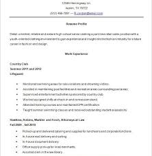 High School Resume Template Delectable 48 Sample High School Resume Templates Pdf Doc Free Premium