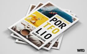 graphic design portfolio pdf how to